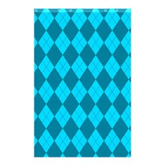 Plaid pattern Shower Curtain 48  x 72  (Small)