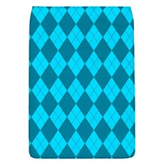 Plaid pattern Flap Covers (S)