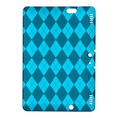 Plaid pattern Kindle Fire HDX 8.9  Hardshell Case