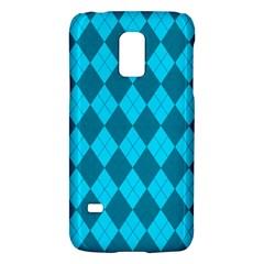 Plaid pattern Galaxy S5 Mini