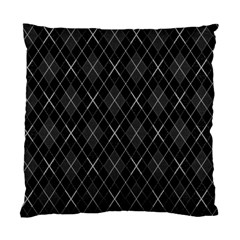 Plaid pattern Standard Cushion Case (Two Sides)