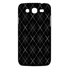 Plaid pattern Samsung Galaxy Mega 5.8 I9152 Hardshell Case