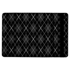 Plaid pattern iPad Air Flip