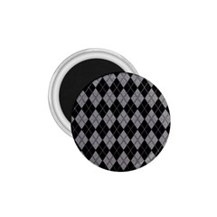 Plaid pattern 1.75  Magnets