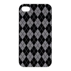 Plaid pattern Apple iPhone 4/4S Hardshell Case