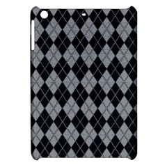 Plaid pattern Apple iPad Mini Hardshell Case