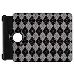 Plaid pattern Kindle Fire HD 7