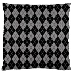 Plaid pattern Standard Flano Cushion Case (One Side)