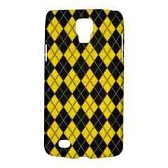 Plaid pattern Galaxy S4 Active