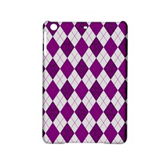 Plaid pattern iPad Mini 2 Hardshell Cases