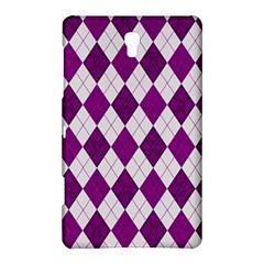 Plaid pattern Samsung Galaxy Tab S (8.4 ) Hardshell Case