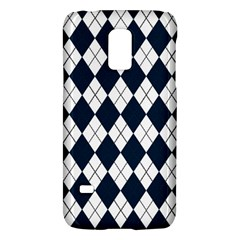 Plaid pattern Galaxy S5 Mini
