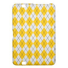Plaid pattern Kindle Fire HD 8.9