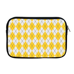 Plaid pattern Apple MacBook Pro 17  Zipper Case