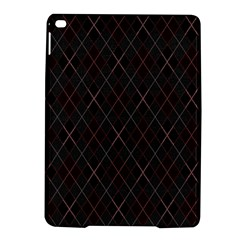 Plaid pattern iPad Air 2 Hardshell Cases
