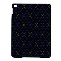 Plaid pattern iPad Air 2 Hardshell Cases