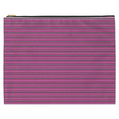Lines pattern Cosmetic Bag (XXXL)