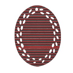 Lines pattern Ornament (Oval Filigree)