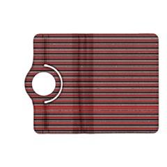 Lines pattern Kindle Fire HD (2013) Flip 360 Case