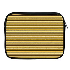 Lines pattern Apple iPad 2/3/4 Zipper Cases