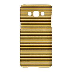 Lines pattern Samsung Galaxy A5 Hardshell Case