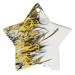 Fire Ornament (Star)