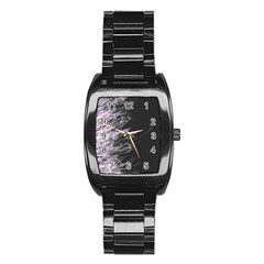 Fire Stainless Steel Barrel Watch