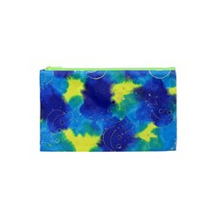 Mulberry Paper Gift Moon Star Cosmetic Bag (XS)