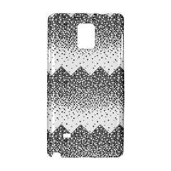 Original Plaid Chevron Wave Samsung Galaxy Note 4 Hardshell Case