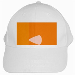 Screen Shot Circle Animations Orange White Line Color White Cap