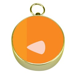 Screen Shot Circle Animations Orange White Line Color Gold Compasses