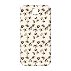 Autumn Leaves Motif Pattern Samsung Galaxy S4 I9500/I9505  Hardshell Back Case