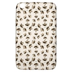 Autumn Leaves Motif Pattern Samsung Galaxy Tab 3 (8 ) T3100 Hardshell Case