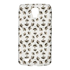 Autumn Leaves Motif Pattern Galaxy S4 Active