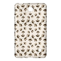 Autumn Leaves Motif Pattern Samsung Galaxy Tab 4 (7 ) Hardshell Case