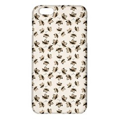 Autumn Leaves Motif Pattern iPhone 6 Plus/6S Plus TPU Case