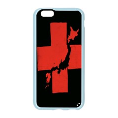 Sign Health Red Black Apple Seamless iPhone 6/6S Case (Color)