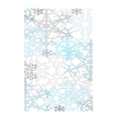 Sign Flower Floral Transparent Shower Curtain 48  x 72  (Small)