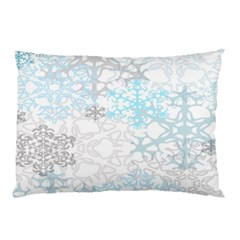Sign Flower Floral Transparent Pillow Case (Two Sides)