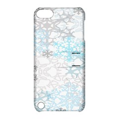 Sign Flower Floral Transparent Apple iPod Touch 5 Hardshell Case with Stand