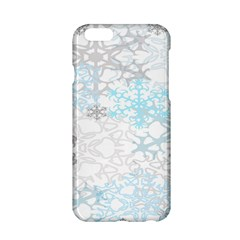Sign Flower Floral Transparent Apple iPhone 6/6S Hardshell Case