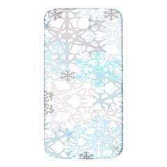 Sign Flower Floral Transparent Samsung Galaxy Mega I9200 Hardshell Back Case