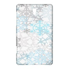 Sign Flower Floral Transparent Samsung Galaxy Tab S (8.4 ) Hardshell Case