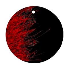 Fire Ornament (Round)