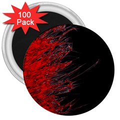 Fire 3  Magnets (100 pack)
