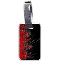 Fire Luggage Tags (Two Sides)