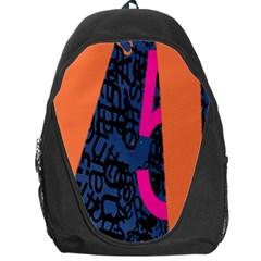 Recursive Reality Number Backpack Bag