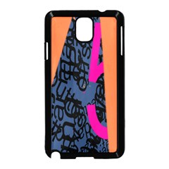 Recursive Reality Number Samsung Galaxy Note 3 Neo Hardshell Case (Black)