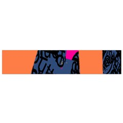 Recursive Reality Number Flano Scarf (Small)