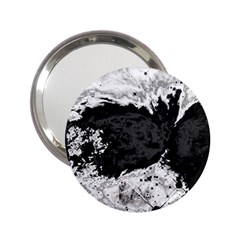 Abstraction 2 25  Handbag Mirrors